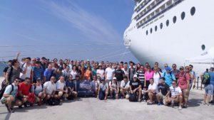 Todos a Bordo, recorriendo el Mediterráneo