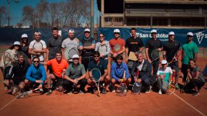 Tenis de Primer Nivel en Rosario