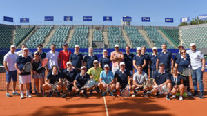 San Cristóbal fue sponsor Platinum del Argentina Open
