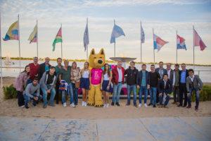 San Cristóbal Seguros, sponsor de los IV Juegos Suramericanos de Playa