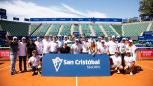 Con San Cristóbal al Argentina Open lo vivimos al 100%