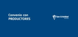 CONVENIOS CON PRODUCTORES